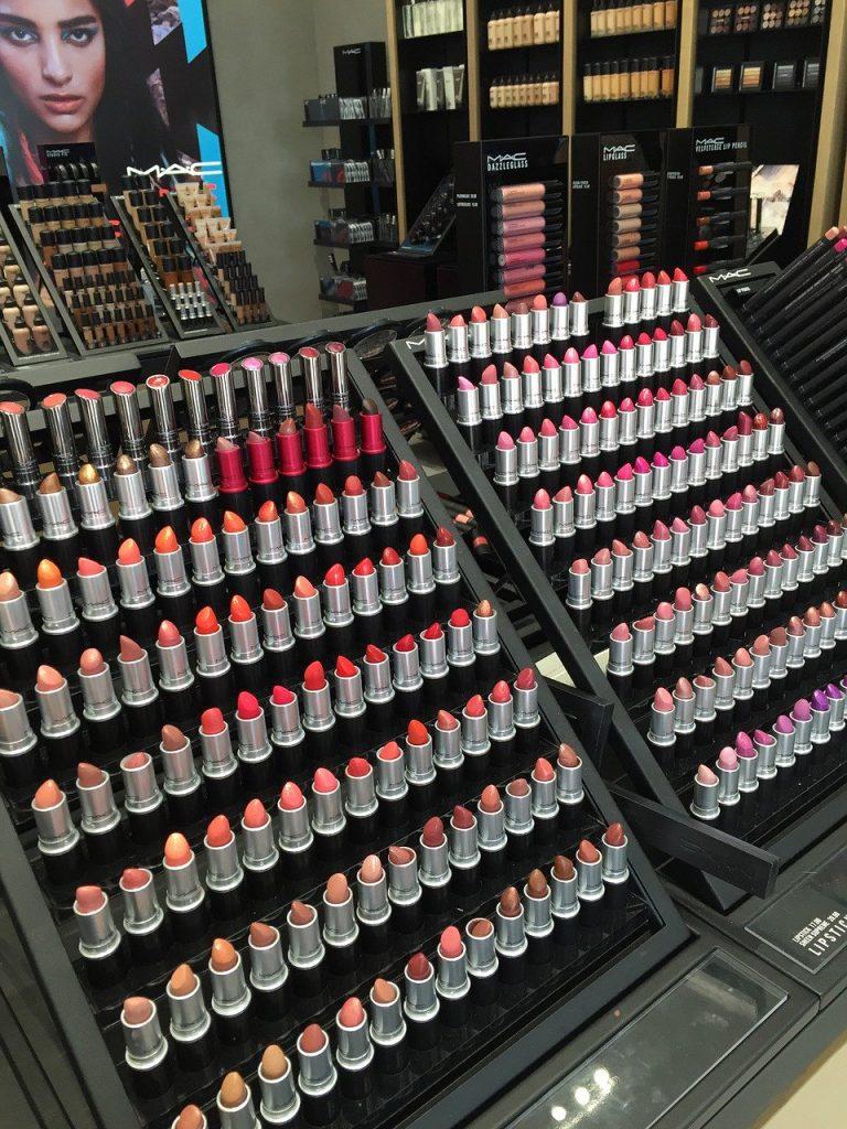 display voor winkel